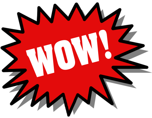 wow left red   office  sale promo  burst red  wow left red png html wow clip art face wow clip art image