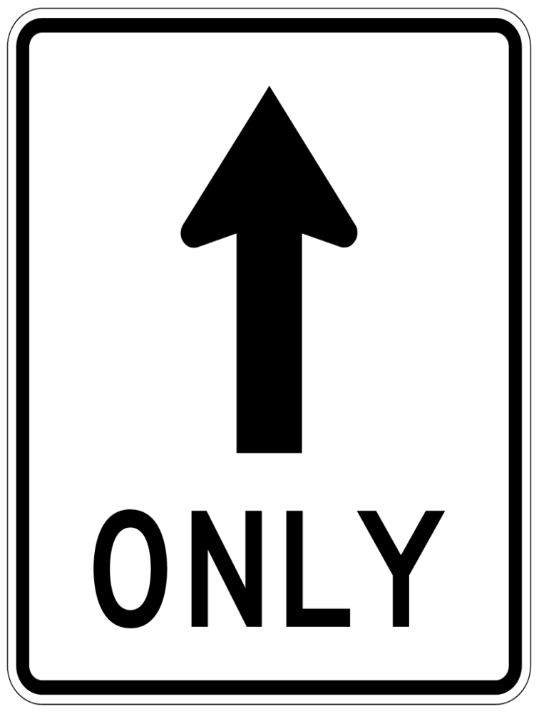 243e07e46b32 straight only sign -   page frames full page signs traffic signs 1 straight only sign.png.html