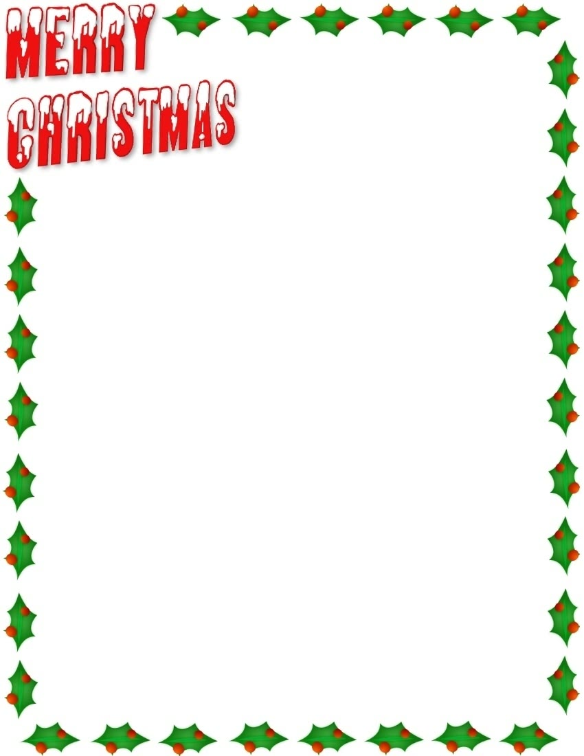 christmas letter border - Dolap.magnetband.co