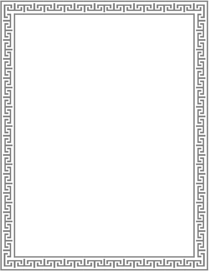 greek design outline - photo #8