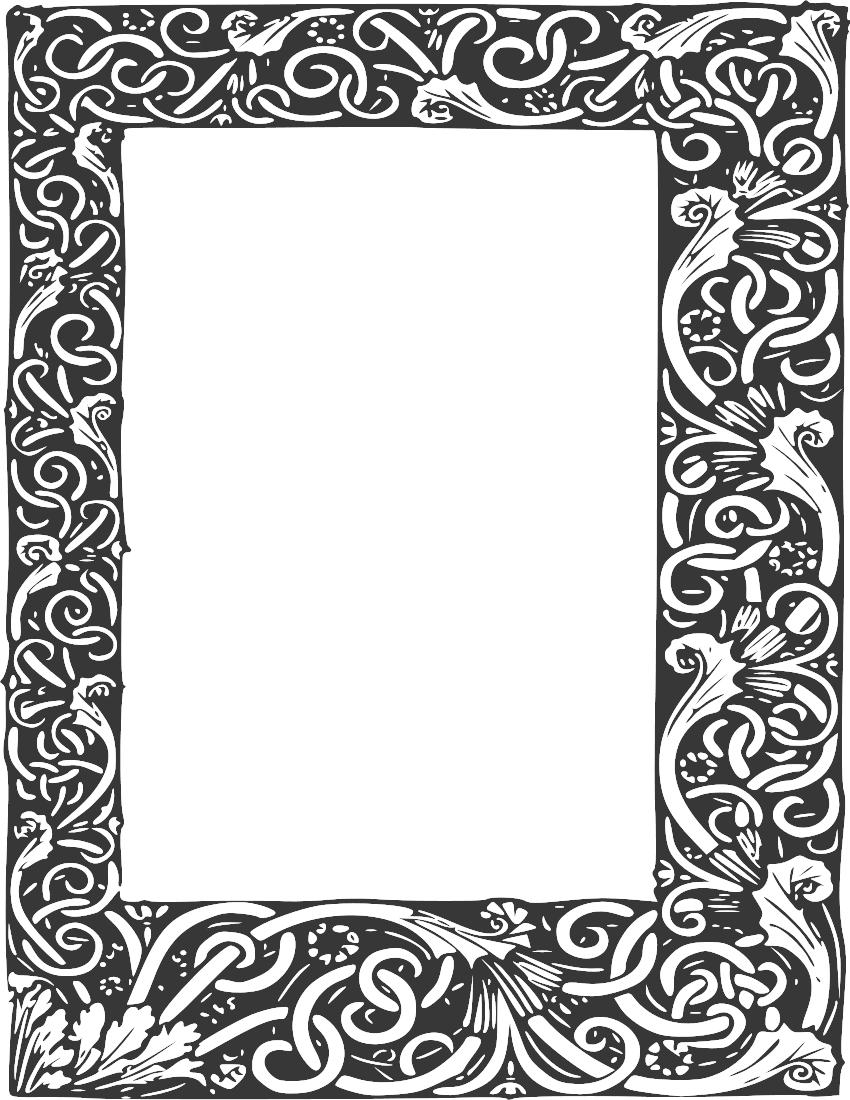 Ornate frame pageframespictureframesornateframegml jeuxipadfo Images