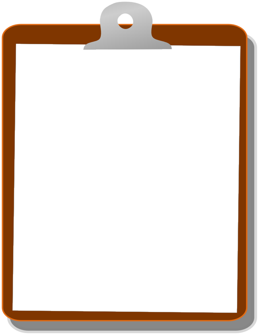 Clipboard 01 Page Frames School Clipboard 01 Png Html
