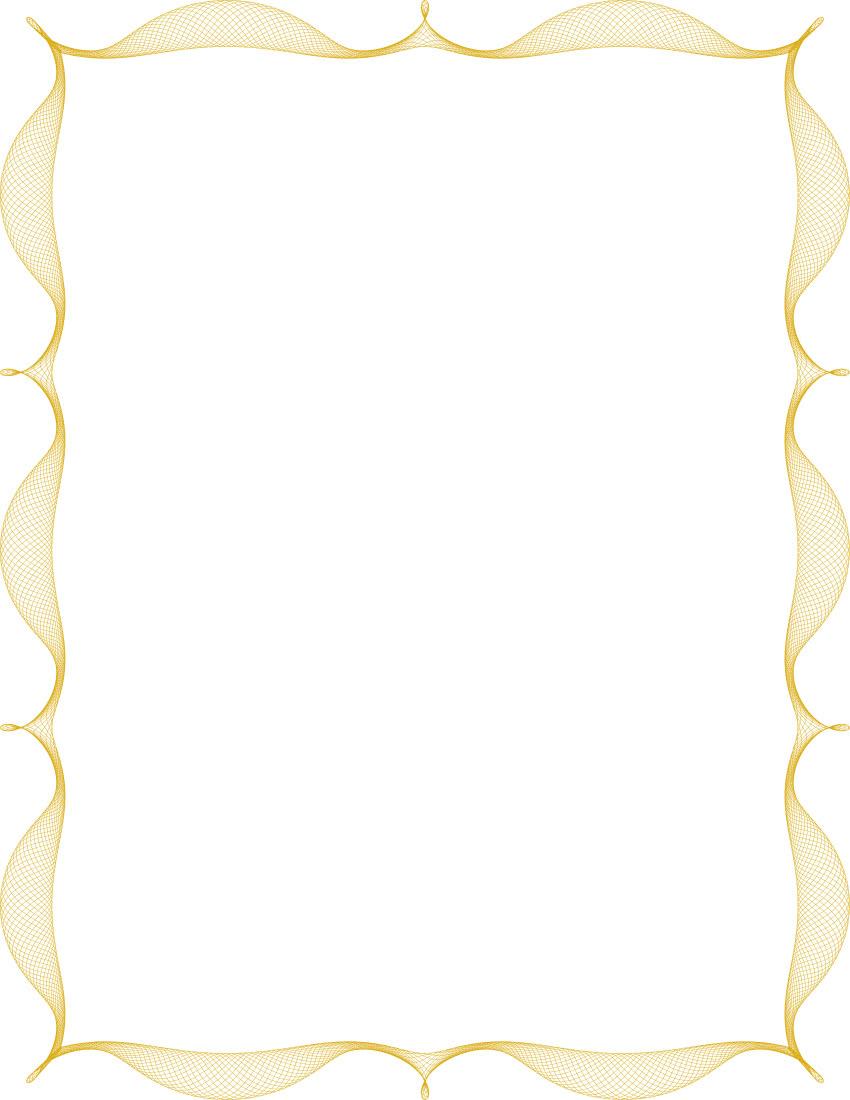 spiro frame gold - /page_frames/spiral_border/spiro/spiro_frame_gold ...