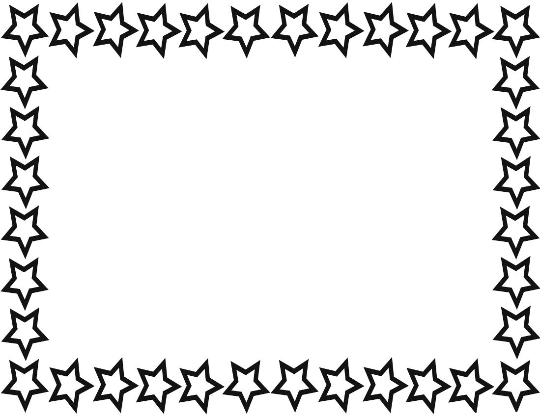 Star Border Page