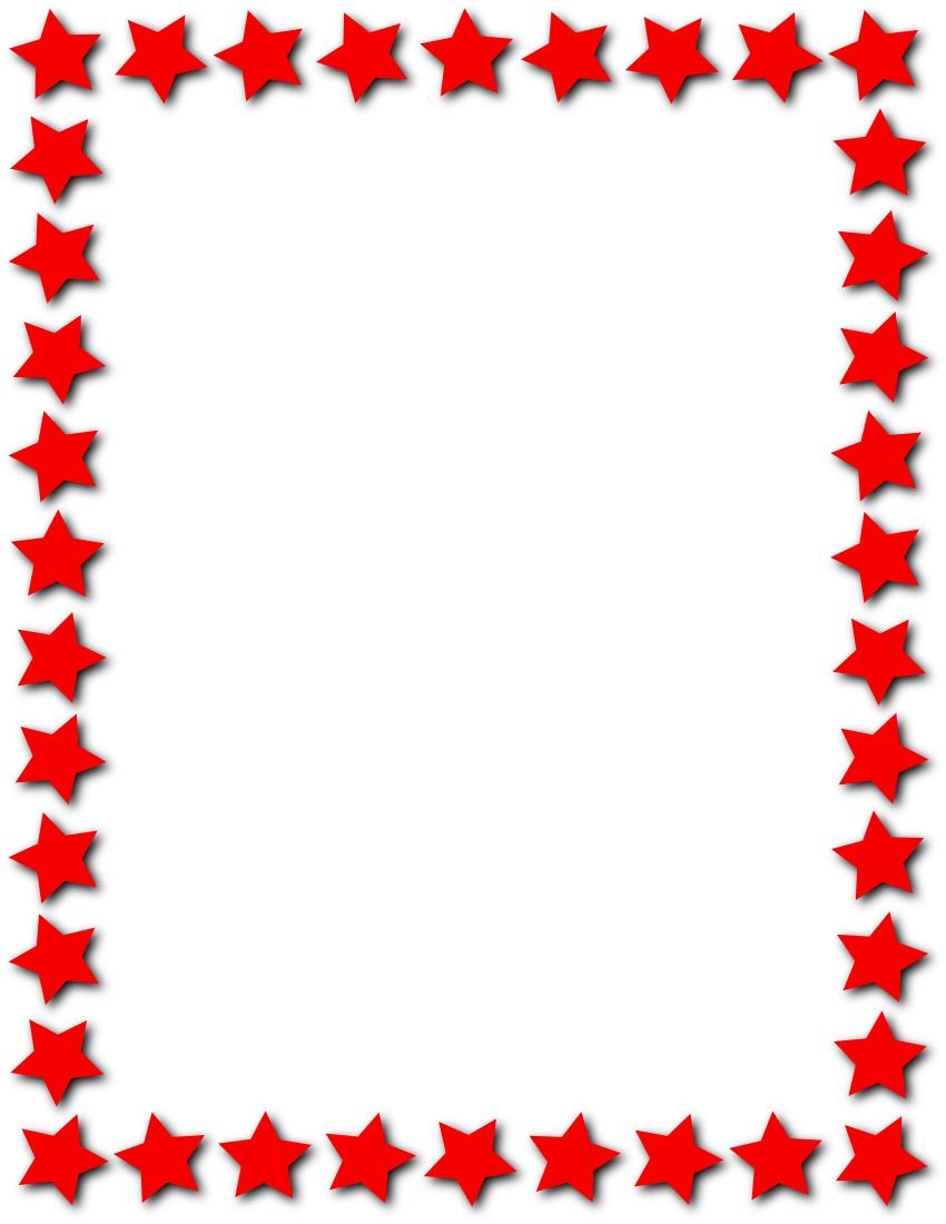 star frame red page frames star border star frame red png html