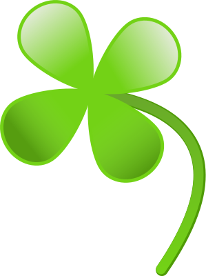 Four Leaf Clover Available Formats To Download Pngtransparent