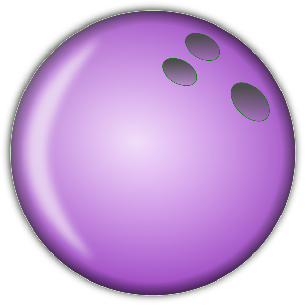 bowling ball large purple   recreation  sports  bowling bowling pins clip art images bowling pins clip art for free