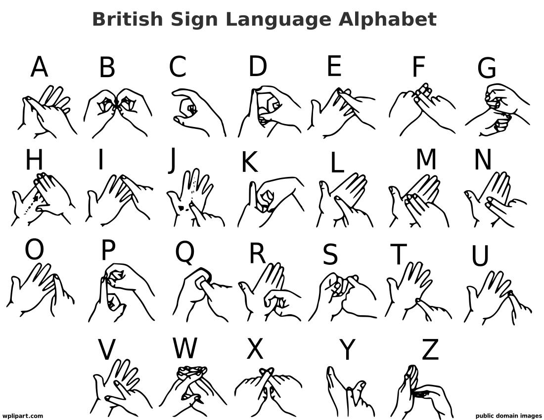 Workbooks sign language worksheets printable : Sign Language Phrases Printable Worksheets- #images