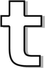 lowercase t outline   signs symbol  alphabets numbers letter d clipart letter t clip art  outline