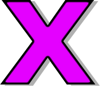 Image result for x lowercase
