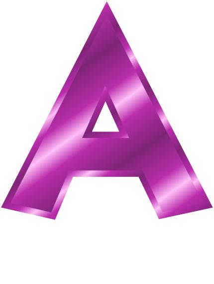 Letter  The Color Purple