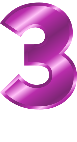 signs_symbol/alphabets_numbers/purple_metal/purple_metal_number_3 ...