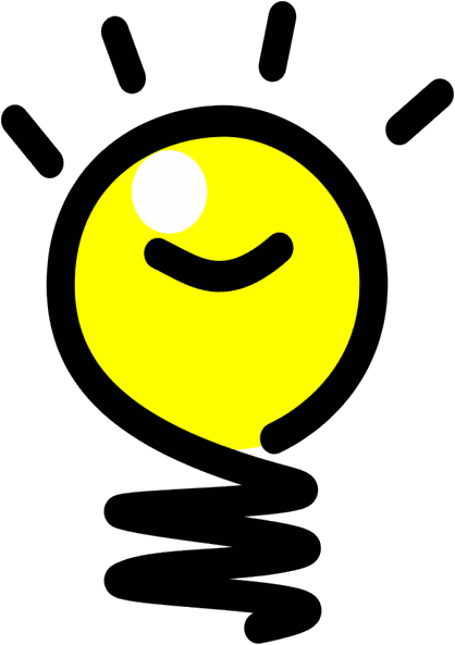 Idea Light Bulb Signs Symbol Assorted Assorted 2 Idea