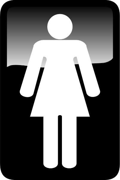 Bathroom Sign Png bathroom sign gloss women - /signs_symbol/assorted/bathroom_signs