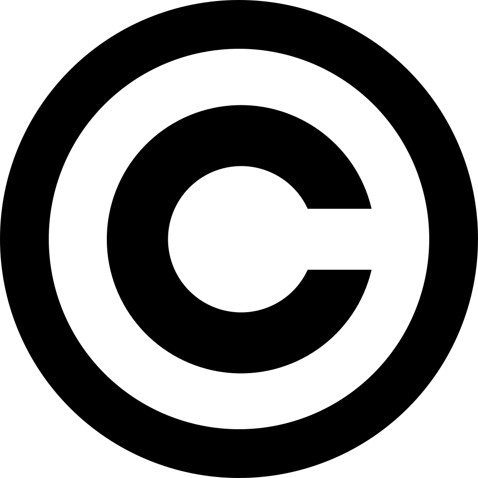 Copyright signssymbolcopyrightsymbolscopyrightgml download pngtransparent biocorpaavc
