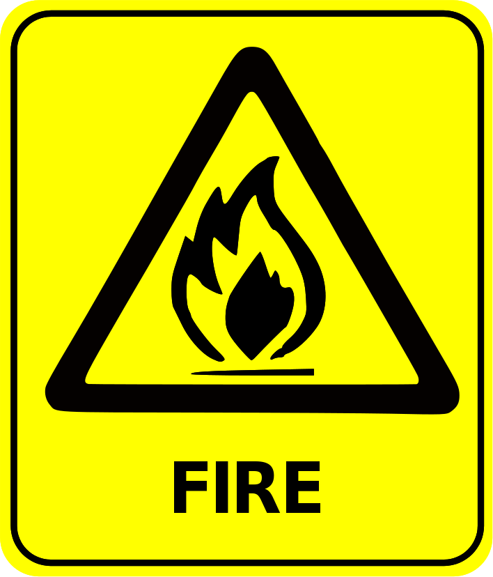 Images Of Lab Fire Safety Symbol Spacehero