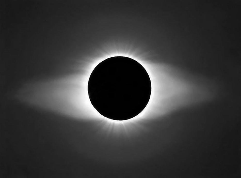 solar eclipse corona 2