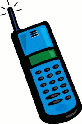 cell phone 01   telephone  old cellphone  with antenna  cell clip art phone call clip art phone call