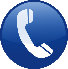 telephone icon blue - /telephone/telephone_icon_blue png html