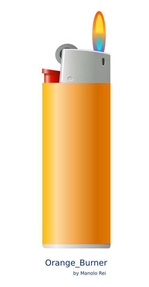 orange lighter   tools  fire  lighter  orange lighter png html fire clipart jpeg fire clip art software