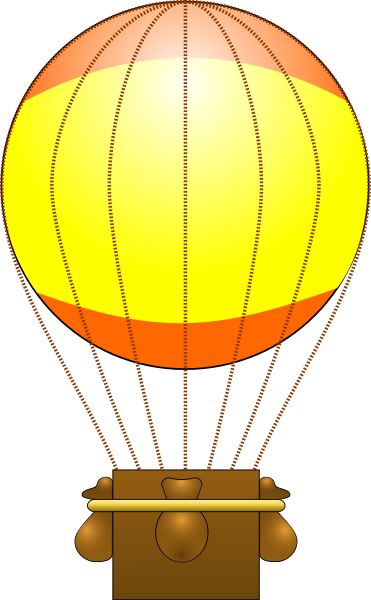 Balloon With Sandbags Transportation Aircraft Balloon