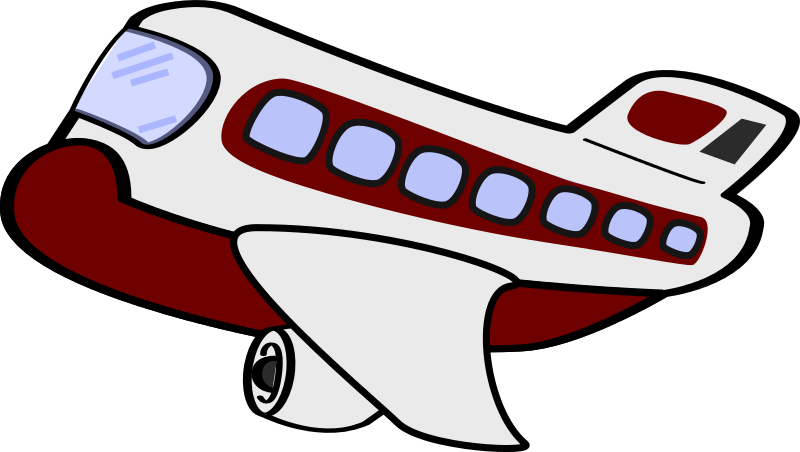 plane commercial 2   travel  air travel  planes  plane travel clip art pictures travel clip art pictures