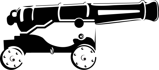 cannon 4   weapons  canon  cannon 4 png html clip art cannons and guns clip art cannon