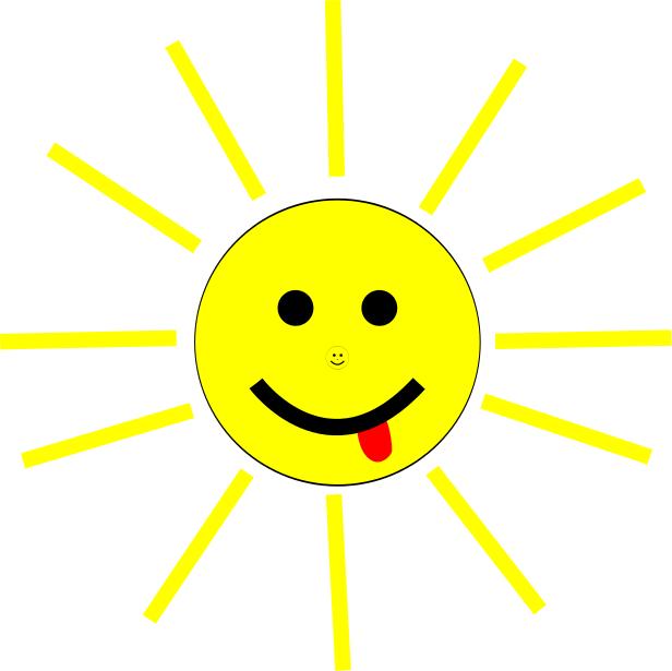 گیف  sun happy goofy - /weather/sun/sun_happy/sun_happy_goofy ...