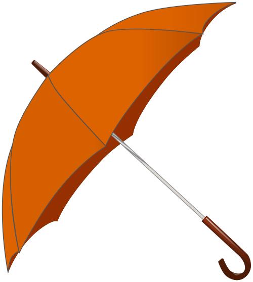 umbrella orange   weather  umbrella  umbrella orange png html umbrella clip art black and white umbrella clipart white
