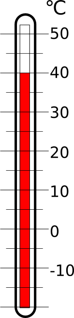 thermometer celsius 40 - /weather/weather_instruments ...
