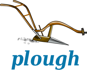Plough Working Agricultural Plough Png Html