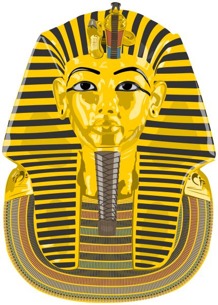Pharaoh Gold Burial Mask World History Civilizations Egyptian Pharaoh Gold Burial Mask Png Html
