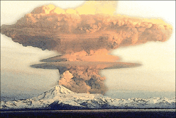 Volcanoes In The Ring Of Fire